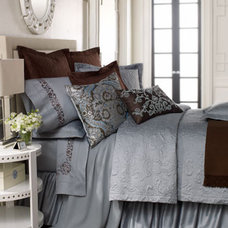 Traditional Bed Pillows by Horchow