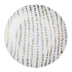 Bubbly Plate - I love to shop for holiday products when they're discounted in January. These plates are on my list.