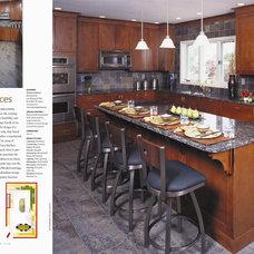 Modern Kitchen by Renaissance Kitchen and Home