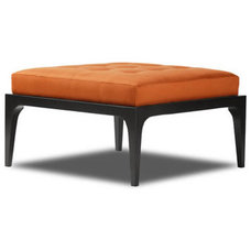 Contemporary Footstools And Ottomans by Addison House