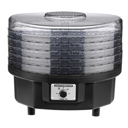 Waring Pro - Waring Pro 620-Watt Food Dehydrator - Dries meats and fruits for healthier and delicious snacks.  or dry herbs and flowers for a fragrant potpourri