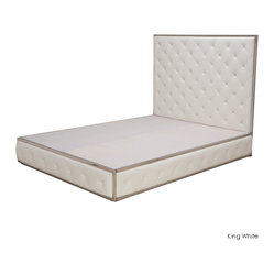 Boxer Bed, King