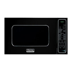 Viking Professional Series Countertop Microwave Oven, Black | VMOC206BK - Multiple Convection Modes