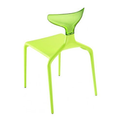 Green - Punk Chair Set of 4