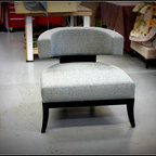 Modern Chair - custom made as per client's specifications