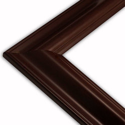 The Frame Guys - Traditional Mahogany Picture Frame-Solid Wood, 16x20 - *Traditional Mahogany Picture Frame-Solid Wood, 16x20