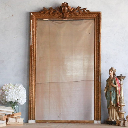 Traditional Mirrors by Layla Grayce