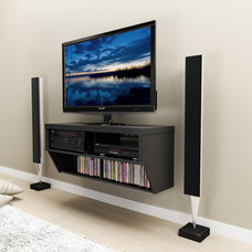 Modern Entertainment Centers And Tv Stands by Prepac Furniture