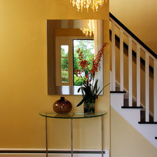 Contemporary Entry by Sharon McCormick Design