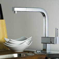 Contemporary Kitchen Faucets by Marketing Representatives LLC