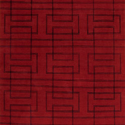 Tibetan Rugs, Carpets - 100 knots wool and silk