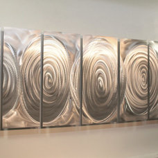 Contemporary Originals And Limited Editions by Jon Allen Fine Metal Art