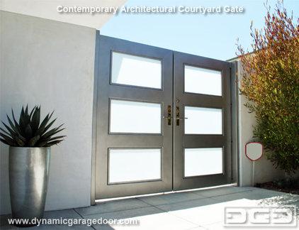 Contemporary Garage Doors by Dynamic Garage Door