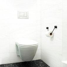 Contemporary Bathroom Storage by GSelect