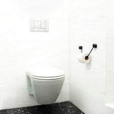 Contemporary Toilet Paper Holders by GSelect