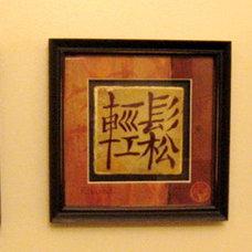 Asian Bathroom by Lynn Madyson, ASID, IFDA, NKBA