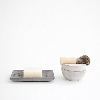 contemporary bath and spa accessories by Mjölk