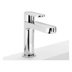 WS Bath Collections - Muci 54231 Single Hole Mixer - Muci 54231 Single Hole Mixer 5.3 x H 5.6, without Pop-up