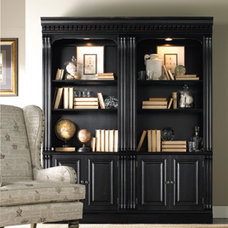Traditional Home Office by tj Hooker Inc.