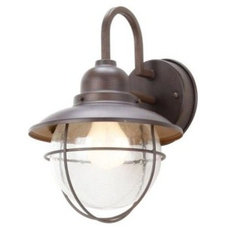 Industrial Outdoor Wall Lights And Sconces by Home Depot