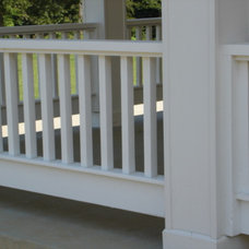 Contemporary Home Fencing And Gates by Oasis Garage Doors