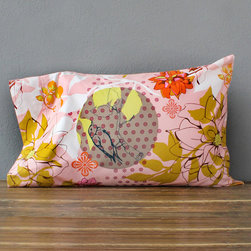 idlewild: flighty pillowcases - pair - view this item on our website for more information + purchasing availability: http://redinfred.com/shop/category/free-shipping/idlewild-flighty-pillowcases/