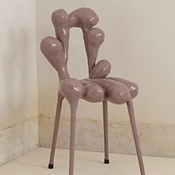 Anthropologie - Resin Drop Chair - *By Tessa Koot