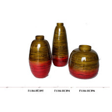 asian vases by ARTEX HOIAN CO., LTD