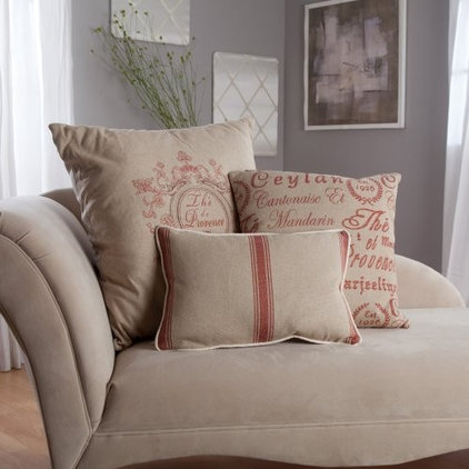 Traditional Decorative Pillows by Hayneedle