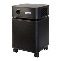 Austin Air - Austin Air Healthmate Room Air Purifier, Black - Austin Air Healthmate HM400
