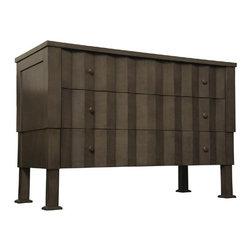 NOIR - NOIR Furniture - Capa Dresser in Pale - Features: