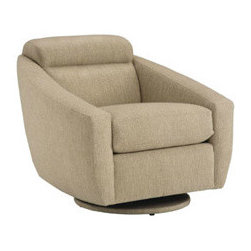 Bolo Swivel Glider Chair By Lazar Industries - Stylish contemporary modern furniture made to your tastes,regardless of your decorating needs