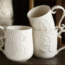 Contemporary Mugs by Pottery Barn