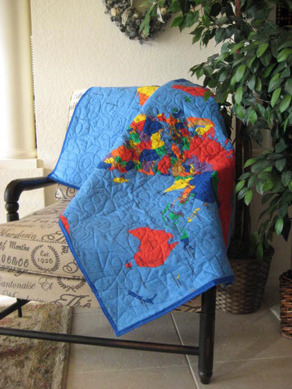 Eclectic Quilts And Quilt Sets by Etsy