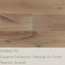 "Calabria Collection: Cornetto - Thickness: 3/4"""