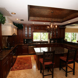 Hennessey Cabinets -