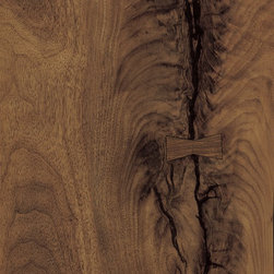 Formica Group - Black Walnut Timber 180fx® by Formica Group - 3479 Black Walnut Timber 180fx® by Formica Group gives you the best of both worlds: The beauty of natural wood; the affordability of laminate.