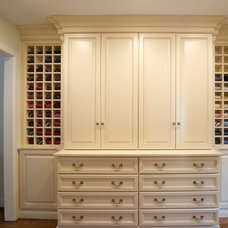 Traditional Closet by Stimmel Consulting Group