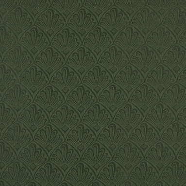 Dark Green Two Toned Fan Upholstery Fabric By The Yard - P2511 is great for residential, and commercial applications. This fabric will exceed at least 35,000 double rubs (15,000 is considered heavy duty), and is easy to clean and maintain.