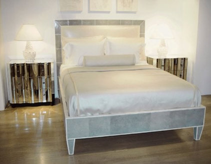 Eclectic Beds by decorati.com