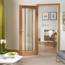 Transitional Interior Doors by Modern Doors Ltd