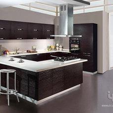 Modern Kitchen Cabinets by ITB Kitchen & Wardrobe Manufacturer