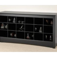 Contemporary Accent And Storage Benches by Amazon