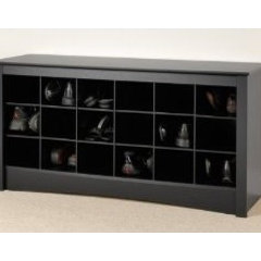 contemporary clothes and shoes organizers by Amazon