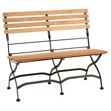 Traditional Outdoor Benches by Ballard Designs