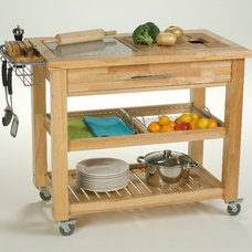 Contemporary Kitchen Islands And Kitchen Carts by Jetrich Canada LTD