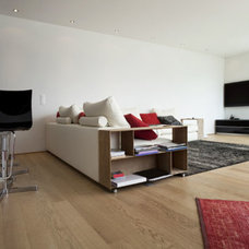 Modern Wood Flooring by Stewart Floor LLC