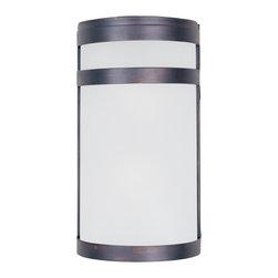 Maxim Lighting - Maxim Lighting 86006FTOI Arc EE 2-Light Outdoor Wall Lantern - Maxim Lighting 86006FTOI Arc EE 2-Light Outdoor Wall Lantern