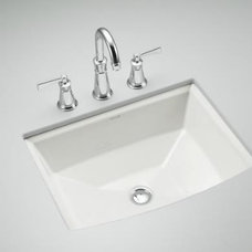 traditional bathroom sinks by