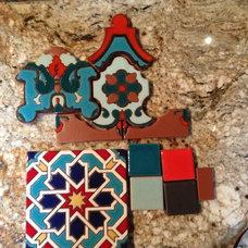Mediterranean  by Nina Williams Designs